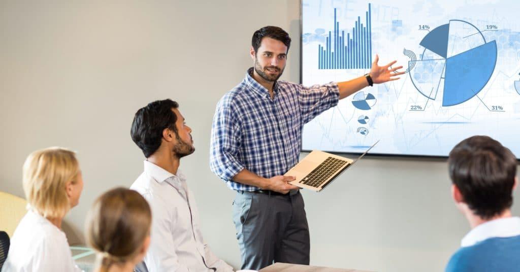 Ein Online Marketing Experte erklärt das Reporting